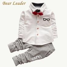 Bear Leader Baby Clothing Sets font b Kids b font Clothes Autumn Baby Sets font b