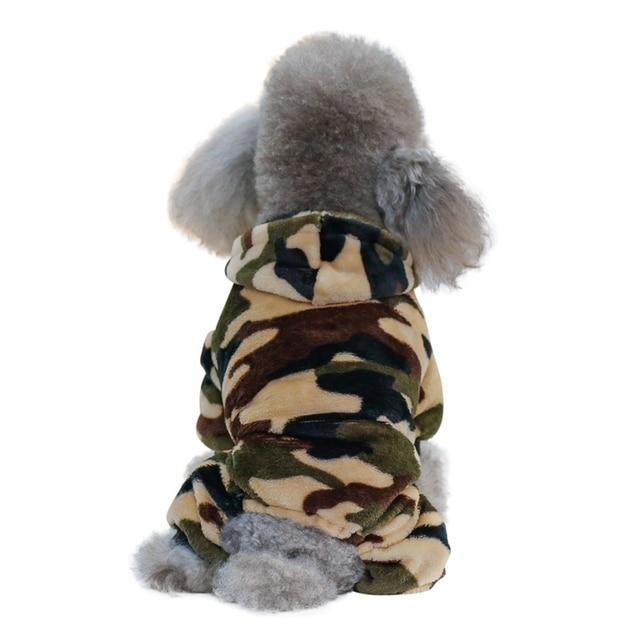 Camouflage Jacket 10