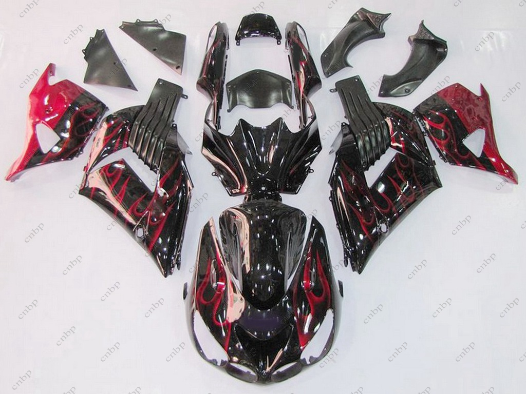 Motorcycle Fairing Zx14 Zx-14r 10 11 Body Kits Zx14 Zx-14r 2009 2006 - 2011 Body Kits for Kawasaki Zx14r 2007 aftermarket free shipping motorcycle parts for motorcycle 2006 2007 2008 2009 kawasaki zx14 zx14r zx 14r axle caps covers chrome