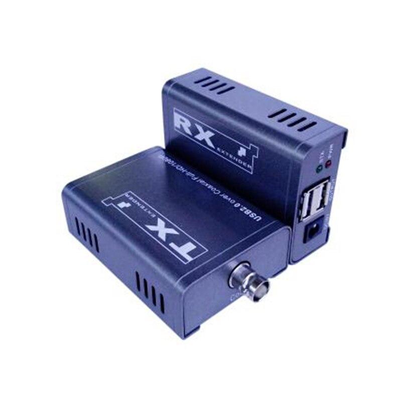 Удаленный передатчик HD аудио и видео или мышь и клавиатура сигналы для мониторинга компьютеров и образования