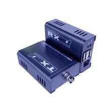 Nadajnik zdalnego sterowania audio i wideo w jakości HD lub myszy i klawiatury sygnały do monitorowania komputerów i edukacji