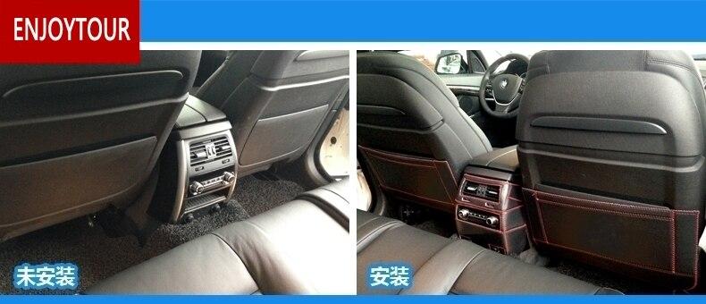 Car pads front door Seat Anti-kick mat For Hyundai ELantra/i35 Sonata/i45 Creta/ix25 Tuscon/ix35 Accent Verna Solaris Santa Fe
