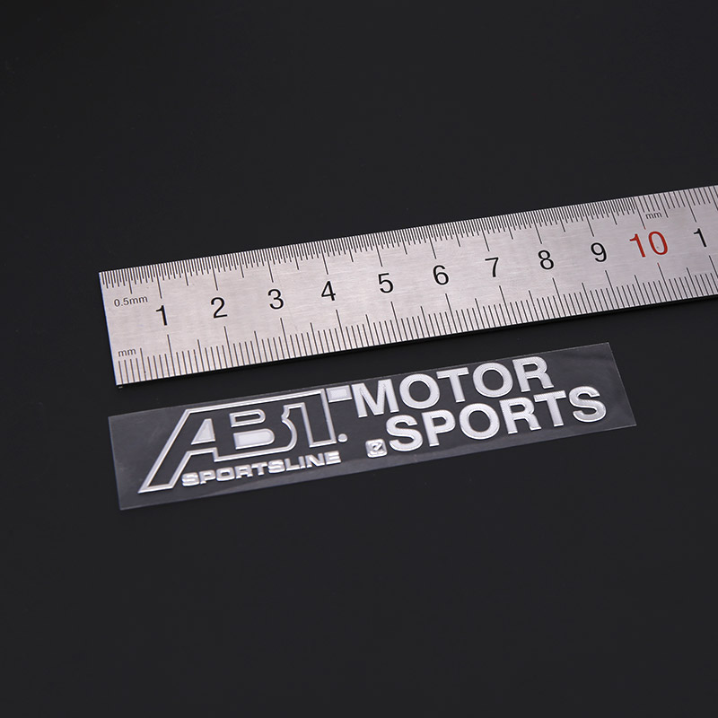 Großhandel Etie Coole Autos Tuning Automobile Embleme Abt Motorsport Aufkleber Wrap Vinyl Aufkleber Motorrad Zubehör Für Bmw Von Qiche8 48 Auf