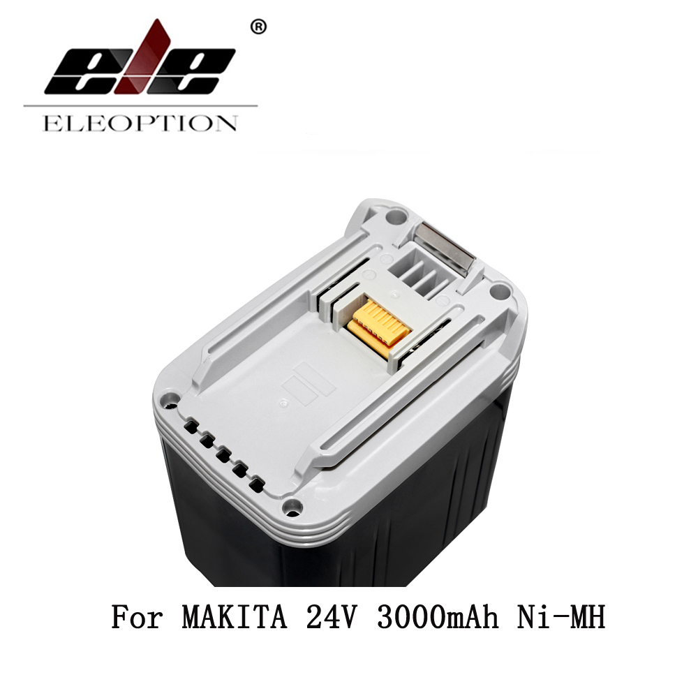 24V 3000mAh 3.0Ah Rechargeable Battery Pack Power Tools Batteries Cordless Drill Ni-MH Battery for Makita BH2430 BH2433 24v 3000mah 3 0ah rechargeable battery pack power tools batteries cordless drill ni mh battery for makita bh2430 bh2433