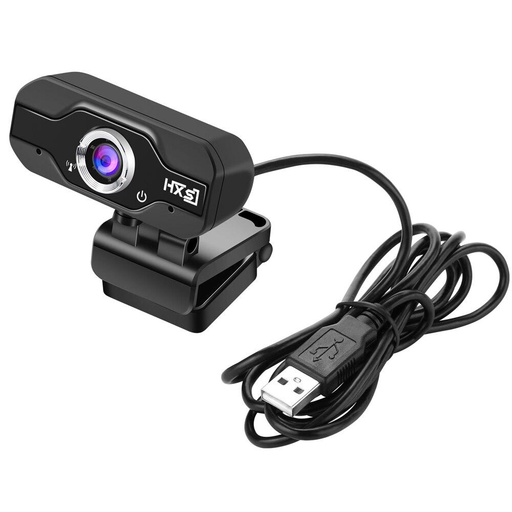 HXSJ S50 USB Web Camera 720P HD 1MP