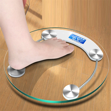 HOT A3 Bathroom Scales Accurate Smart Electronic Digital Weight Home Floor Health Balance Body Glass LED Display 180kg