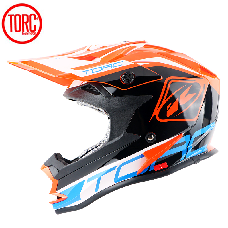 TORC Motocross off-road helmet downhill moto helmets Street Riding casque moto MTB ATV Racing moto helmets