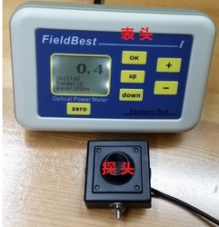 Laser Power Meter Full Wavelength High Precision 0.1mW-2W Range 0.1mW Resolution