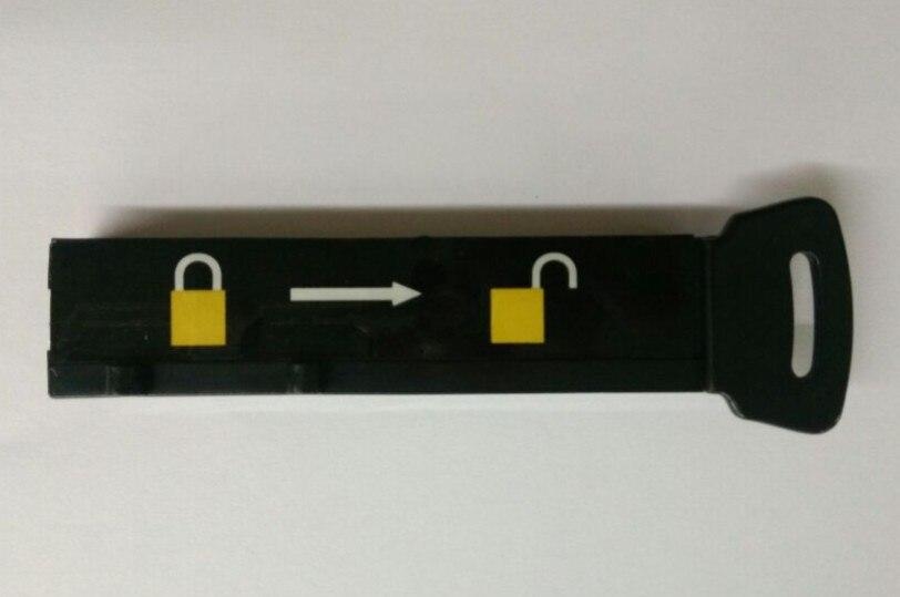 HOUZE S3 handkey S3 key S3 security detacher detacher s3 lockpick pegboard hooks releaser black 10pcs