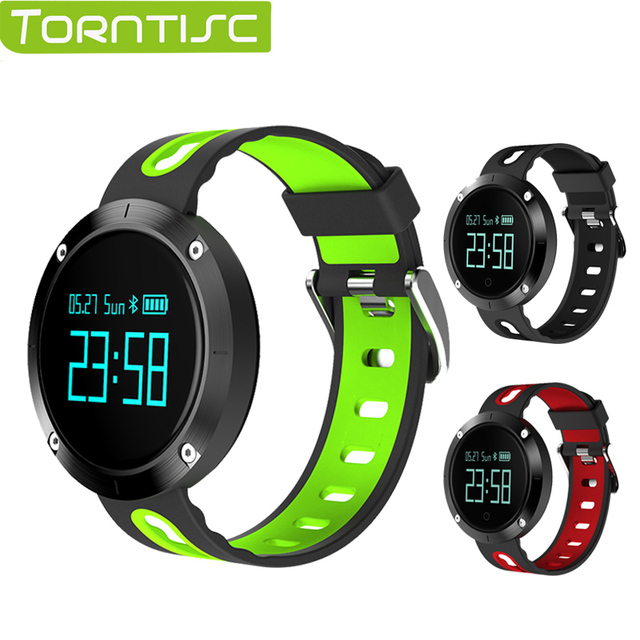 screen wristband pressure oled black watch sku smart rate watches blood plus p monitor waterproof heart