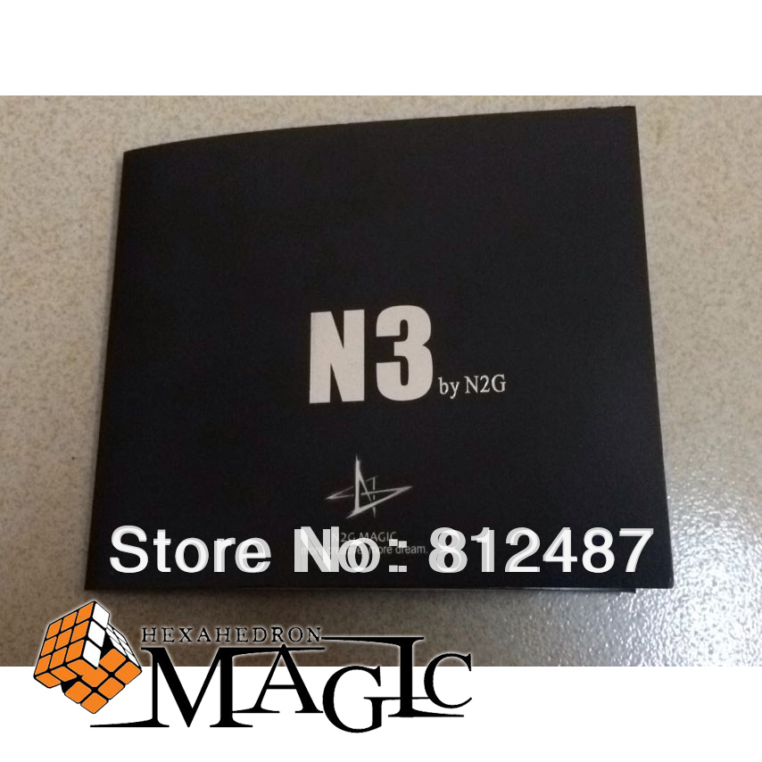 Original item N3 Coin Set  by N2G   - close-up street coin magic tricks products / wholesale / as seen on tv marumi mc close up 1 55mm