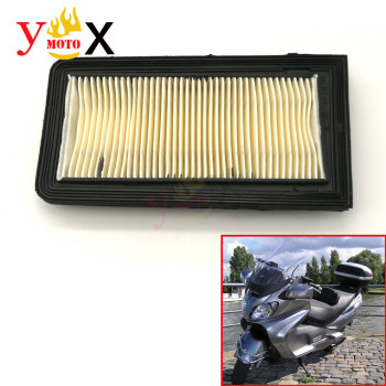AN650 Motorcycle Scooter Street Bike Air Filter Intake Cleaner System For Suzuki AN 650 Skywave Burgman 2003-2015 04 05 06 07 08 image