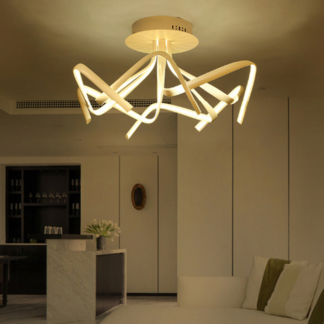 Tpstarlite Modern Led Ceiling Lamp Creative Living Room Dining Fancy Lamps Atmosphere Bedroom Cafe Bar