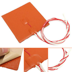 120x120mm 12V 120W Silicone He