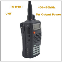 Hot Sale Walkie Talkie Quansheng Quan sheng TG-K4AT K4AT UHF 400-470MHz Portable Two-way Radio FM Transceiver