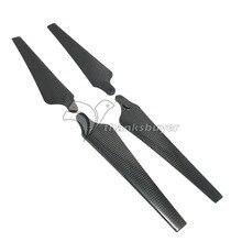 1852 18*5.2 18 inch Carbon Fiber Folding Propeller 1Pair
