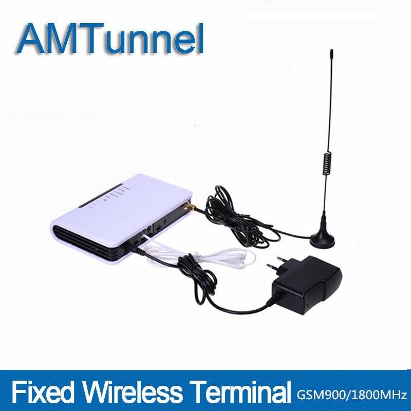 Фиксация телефона sans fil GSM 900 1800 терминал фиксированной беспроводной терминал телефон гцт GSM АТС стационарный GSM-терминал телефон Телефоны fixo