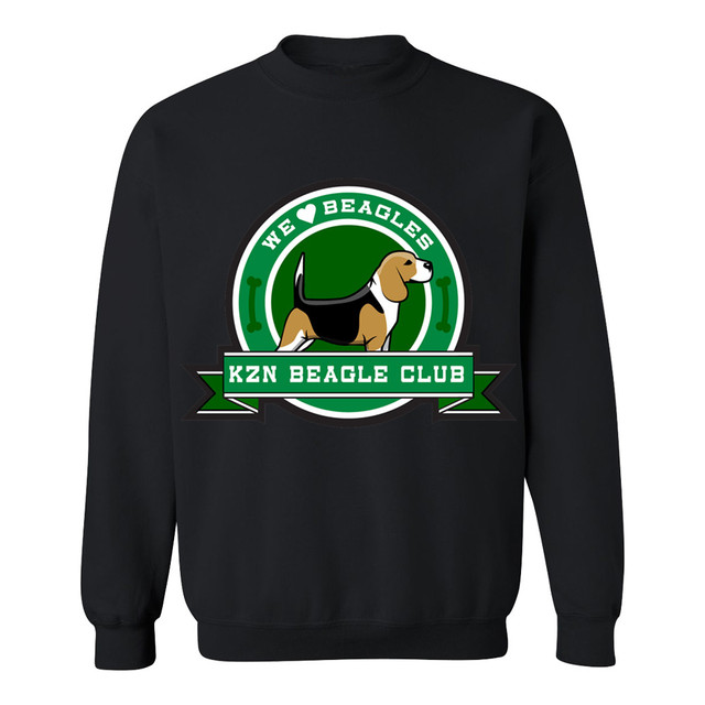 f6a0a8f1285b Men s long sleeved 3d Custom Made We Love The Beagles Dog club Christmas  Personality fashion sweatshirts men 2018 hoodies