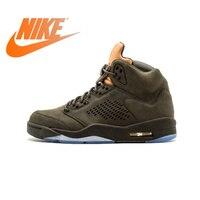Оригинальный Nike Оригинальные кроссовки Air Jordan 5 Ретро Prem
