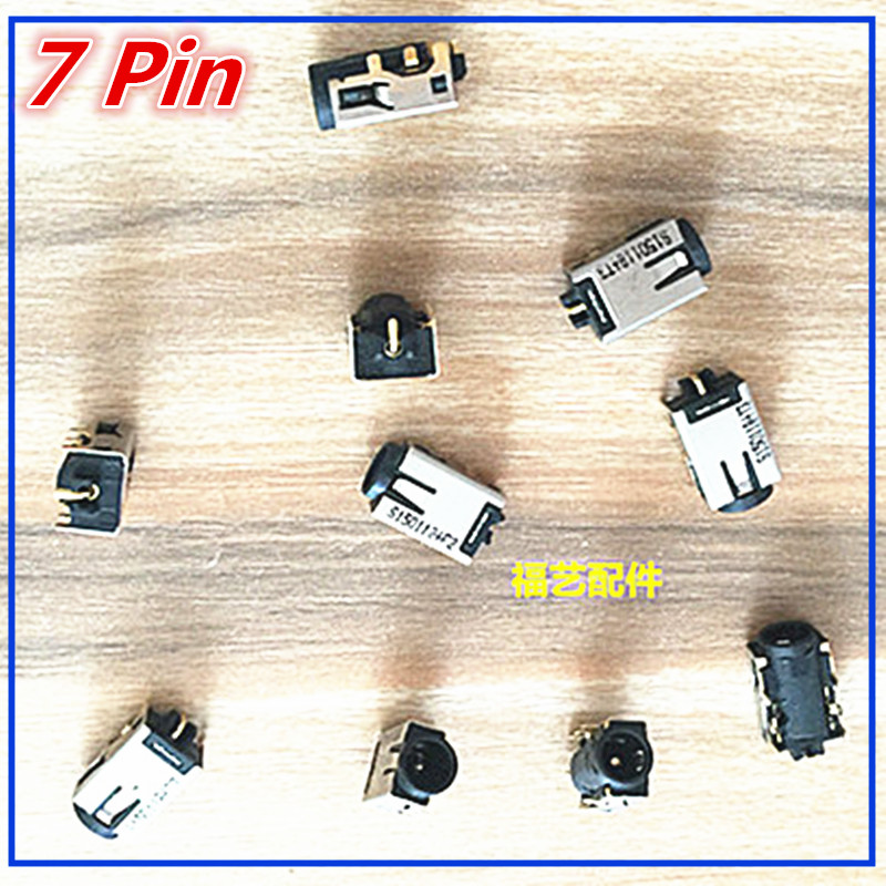 New DC Power Jack Socket Charging Connector Port For <font><b>ASUS</b></font> S200 <font><b>X201E</b></font> X202E S200E UX32A UX32VD S400CA <font><b>Q200E</b></font> UX42 UX52VS <font><b>Q200E</b></font> image