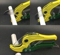 L 246MM PVC Pipe Cutter Water Pipe Shear PPR Scissors Aluminium Plastic Pipe Scissors