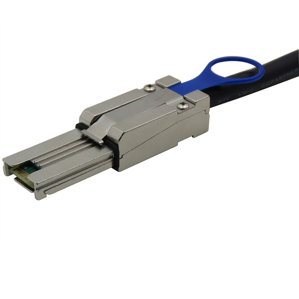 SFF-8088 SFF-8482 жесткий диск Mini SAS 26p 4 29p sas кабель 2 м