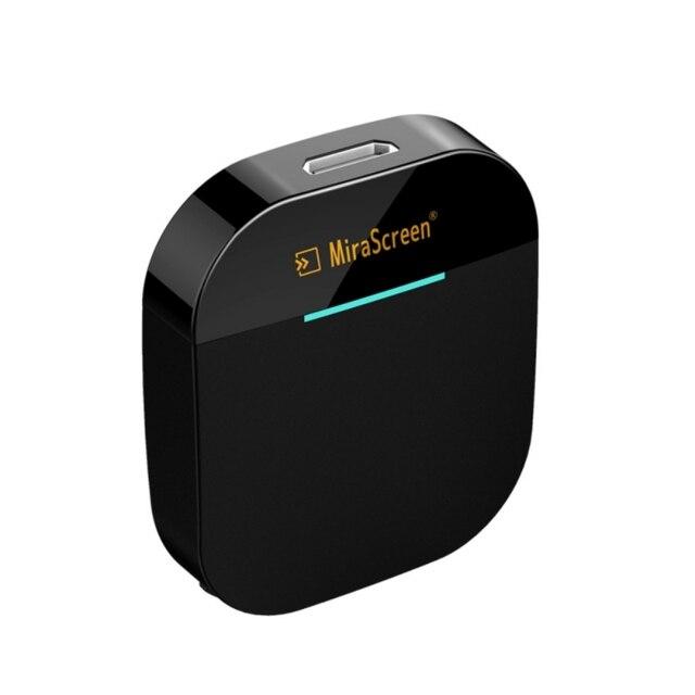 2.4 グラム/5 グラム無線 Lan テレビドングルワイヤレス画面変換 1080 1080P 高精細プラグアンドプレイアダプタコネクタ用