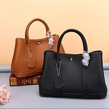 купить Genuine Leather Women Handbag Luxury Brand Fashion Ladies Shoulder Bag Designer Female Crossboby Bags Girls Gift Bolsos Feminina по цене 8050.22 рублей