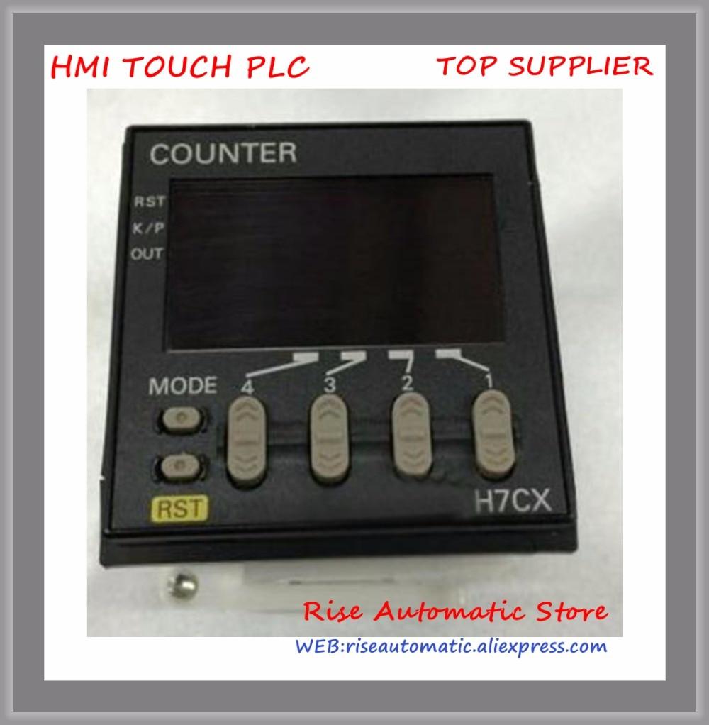 New original Digital display counter Digital tachometer Electronic counter time relays H7CX A N 100 240VAC