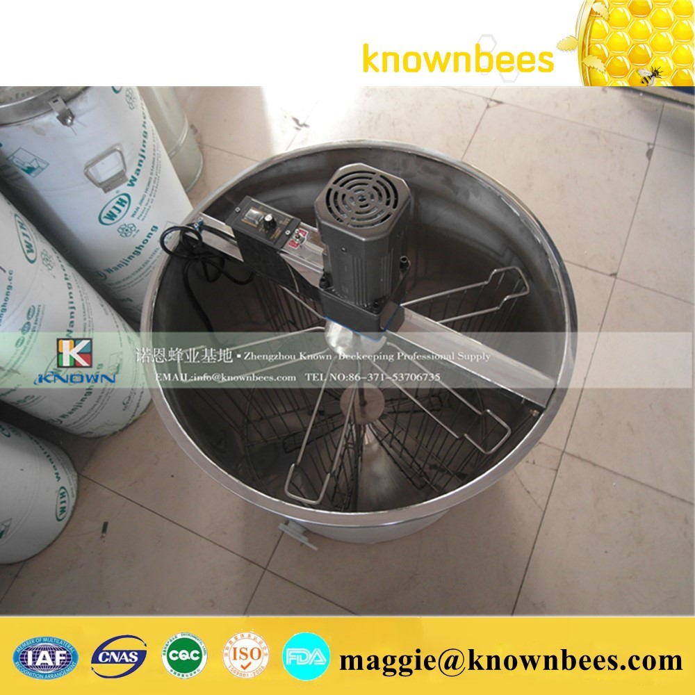 New 6 frames electric motor used honey extractor for sale for Used electric motors for sale