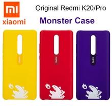 100% Original Xiaomi Redmi K20 Pro,K20 Case Strange force Devil Hard PC MI Genuine Case Back Cover For Monster Specail Edition