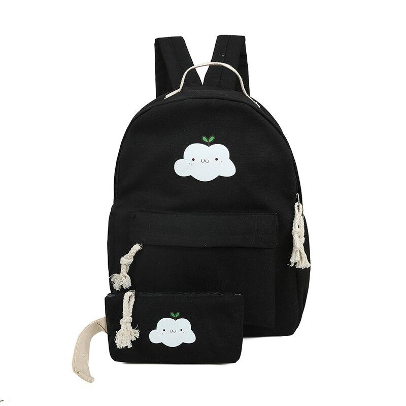 mochilas sacolas de livro estilo Size : 38*13*28cm