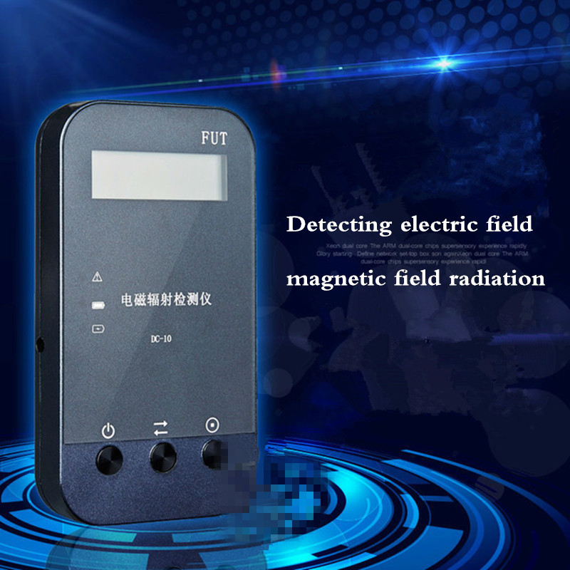 Electromagnetic radiation detector Home radiation tester Electromagnetic wave radiation tester Electromagnetic detectorElectromagnetic radiation detector Home radiation tester Electromagnetic wave radiation tester Electromagnetic detector