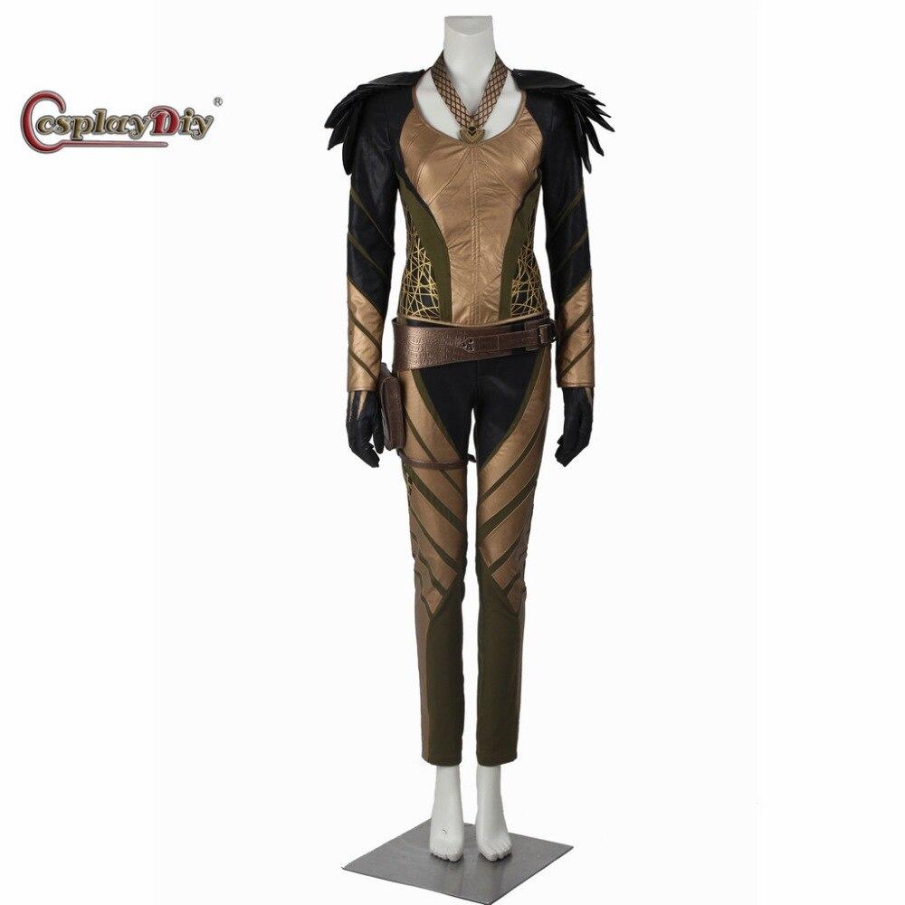 Cosplaydiy DC's Legends of Tomorrow Hawkgirl Kendra Munoz-Saunders Cosplay Costume Adult Women Halloween Outfit Custom Made