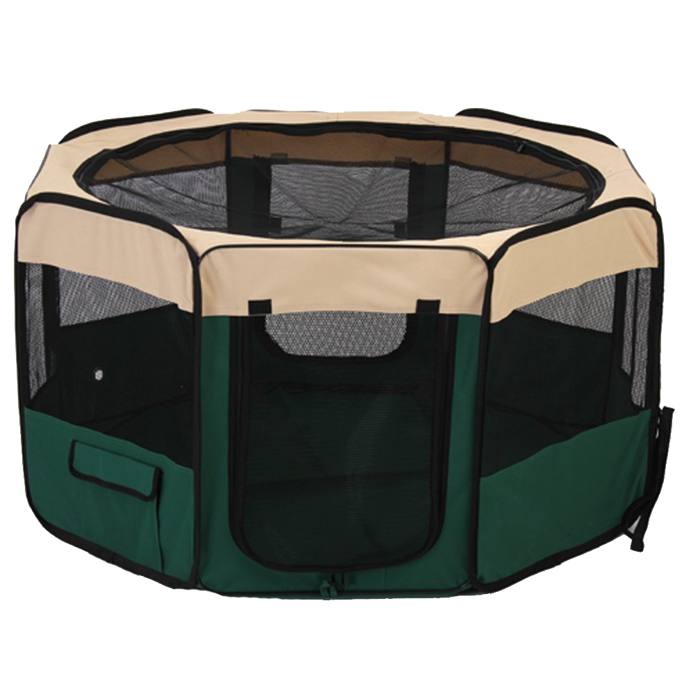 SDFC Foldable Hundetransportbox dog cat kennel dog cage