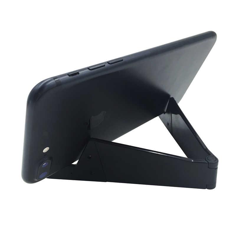 Universal dobrável suporte do telefone móvel para o iphone x 8 tablet suporte de mesa para ipad 9.7 pro 10.5 ar 2/1 mini tablet montagem