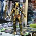 """Frete Grátis NECA Predator Série Filme 1 Classic Predator PVC Action Figure Modelo Toy 8 """"20 cm # ZJZ007"""