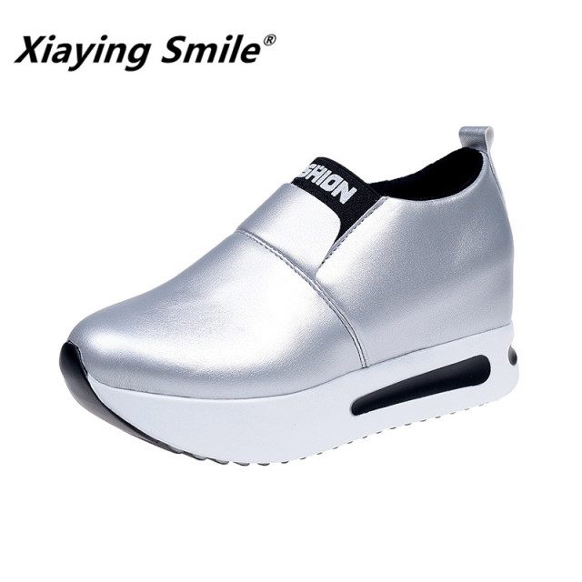 d38e657ba2e Xiaying-Smile-Women-Single-Shoes-Spring-Summer-Wedges-British-Style-Thick-Sole-Height-Increasing-Women-Pumps.jpg 640x640.jpg
