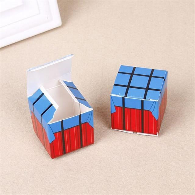 c2c9c02bd7de Wholesale 500PCS lot Custom colorful cardboard paper box Folding carton  Printed logo for toys cosmetic apparel packaging boxes
