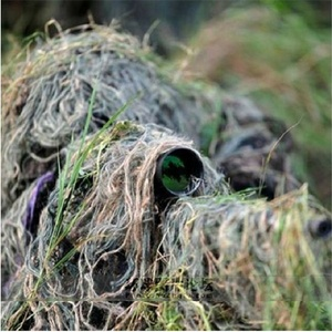 ghillie suit war game outdoor
