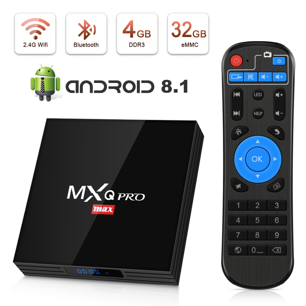 Leelbox Android 8.1 TV Box with keyboard 4GB RAM 32GB ROM RK3328 Android Box Support 4k HD 3D 2.4GHz WiFi H.265 Decoding BT4.1Leelbox Android 8.1 TV Box with keyboard 4GB RAM 32GB ROM RK3328 Android Box Support 4k HD 3D 2.4GHz WiFi H.265 Decoding BT4.1