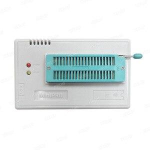 Image 5 - XGECU 100% orijinal Minipro TL866ii artı USB programcı + 13 adaptörü ile TSOP48 NAND adaptörü TL866ii evrensel Bios programcısı