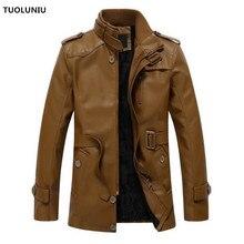 2017 Осень и зима новый куртка PU мужская кожаная куртка и пальто мода кожа мотоцикл марка одежда Для Отдыха