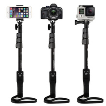 2-In-1 Adjustable Handheld Monopod with Remote Control