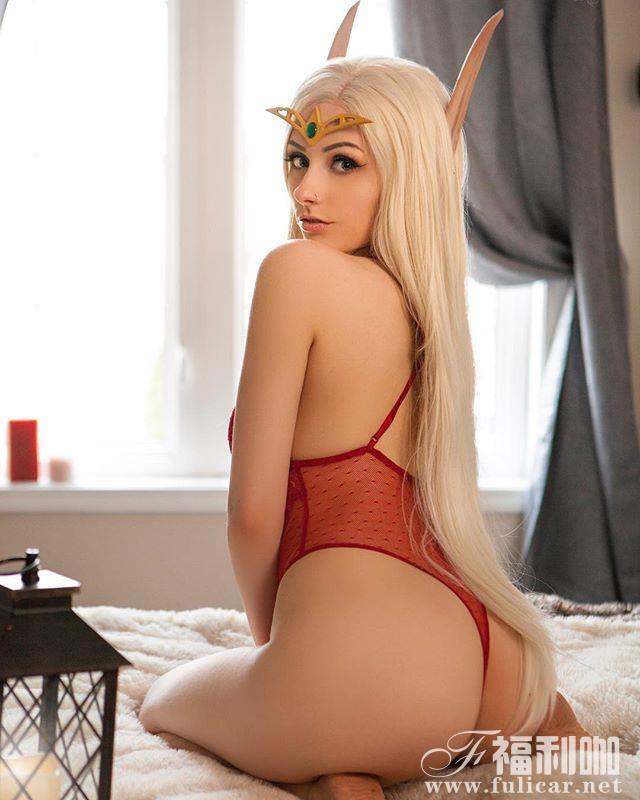 骚气完熟姐姐《Rolyatistaylor》,大玩cosplay散发无限色气辣到你兴奋!