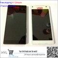 OriginalFor sony Xperia Z5 mini Z5 compact ЖК Планшета Дисплей + Сенсорная Панель Экрана Сенсорный + рамка бесплатная доставка Тест ок