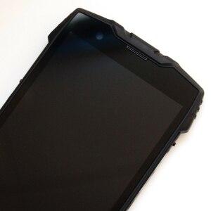 Image 5 - 5.7 Blackview BV6800 شاشة الكريستال السائل + محول الأرقام بشاشة تعمل بلمس + الإطار الجمعية 100% الأصلي LCD + اللمس محول الأرقام ل BV6800 برو
