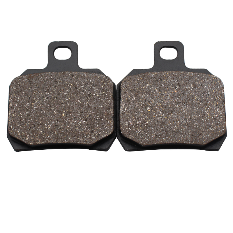 Motorcycle Front and Rear Brake Pad for PIAGGIO Beverly Tourer 400 ie 2008 2009 B500 2002 2003 2004 500 ie 2012 X9 500 2000-2002