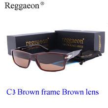 Rayeds reggaeon Marca Homens Óculos Polarizados 2018 Missão Impossível 4  Tom Cruise Quadrado Estilo UV400 Óculos de Sol Oculos d. 7c9d039e05