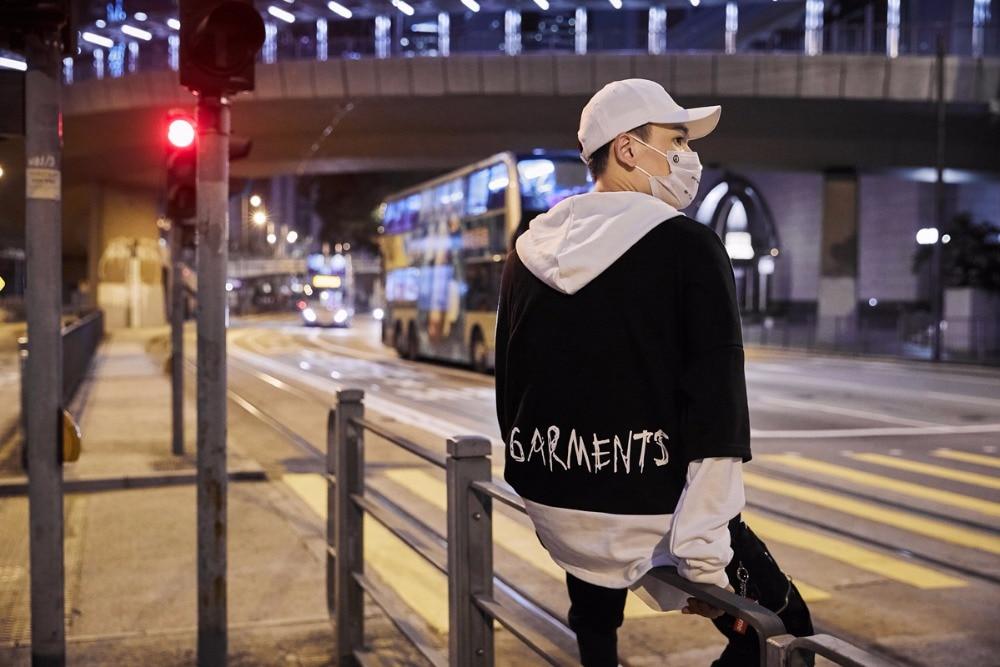 Novel ideas Men's Hoodies Sweatshirts Skateboard Men Woman Pullover Hoodie Clothing Pocket Print Hip Hop Tops Clothes US Size 69
